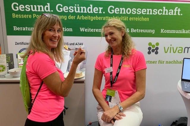 MGG-Expertentipps Arbeiten im Home Office: Aus der Sicht der Olympiasiegerin Heike Henkel