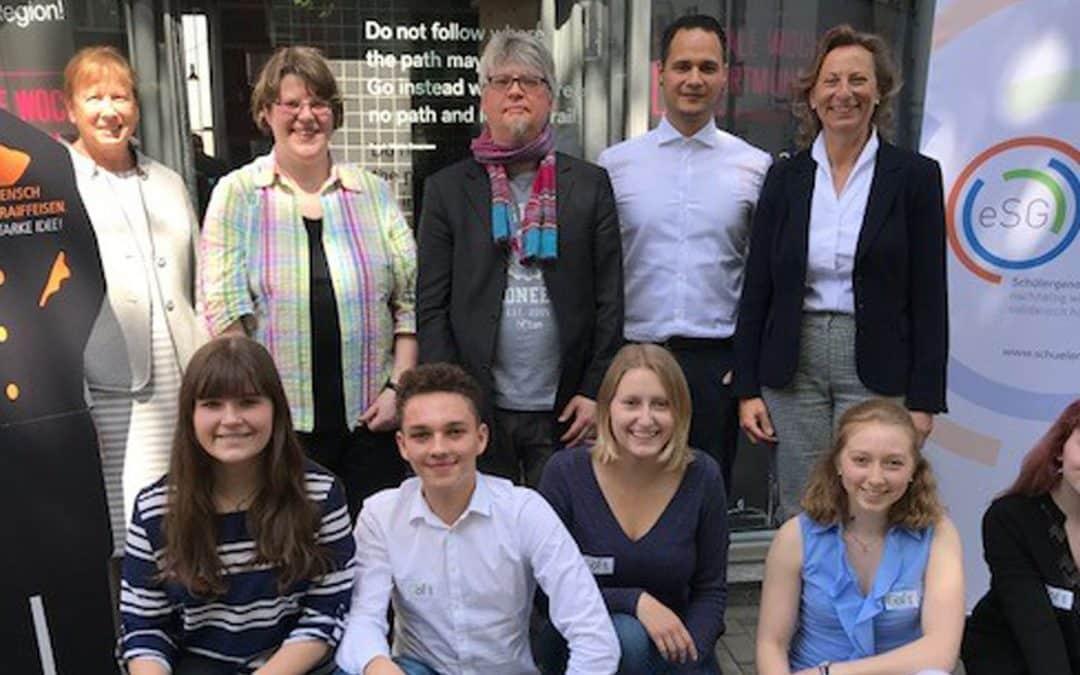 Innovativ mit PeakBar – Gründung GoFit Schülergenossenschaft eSG des Paul-Ehrlich-Berufskollegs der Stadt Dortmund