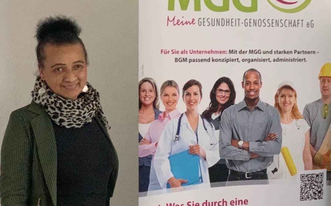 Unser MGG-Team stellt sich vor – Interview mit Sandra Fischäss