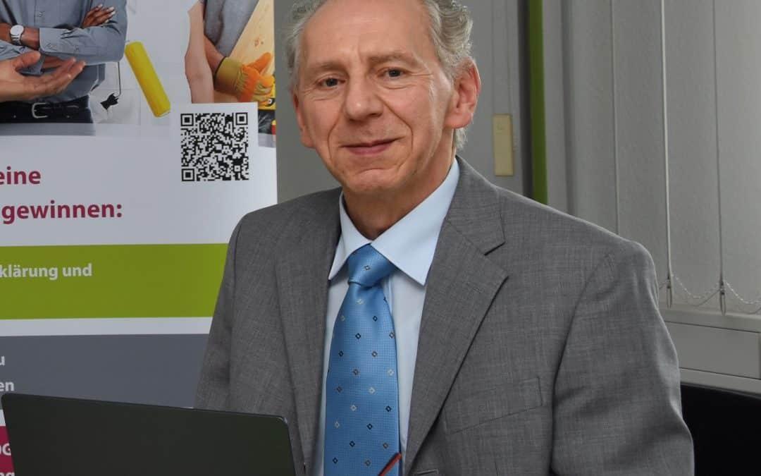 Das MGG-Team stellt sich vor – Manfred Komorek BGM-Manager (IHK)